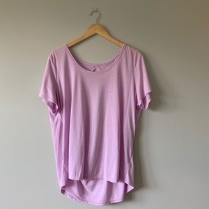 Old Navy Active Lavender Top